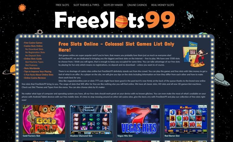 FreeSlots99