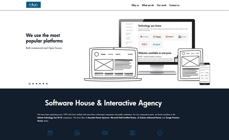 Interactive Agency Ideo Sp z oo