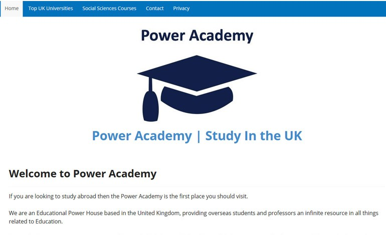 Power Academy