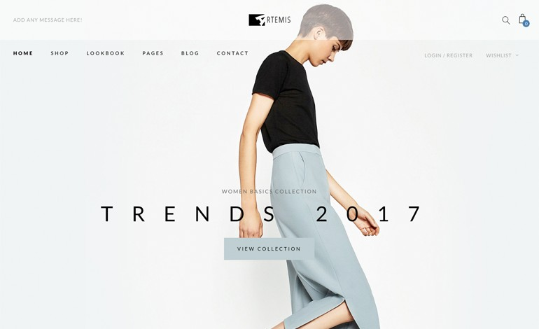 Artemis Multi Purpose WooCommerce WordPress Theme