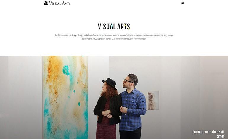 Visual Arts Exhibition Theme