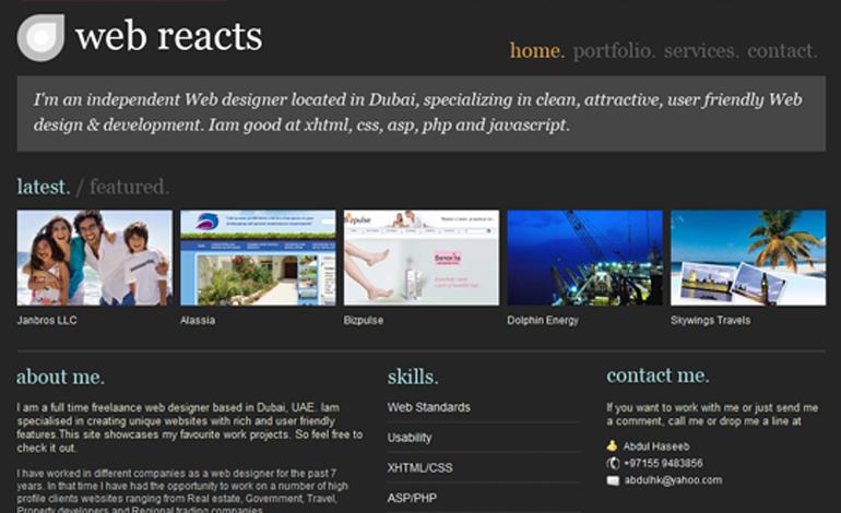 Webreacts.com