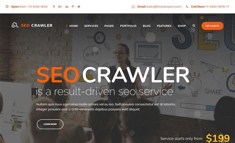 SEO Crawler Digital Marketing Agency