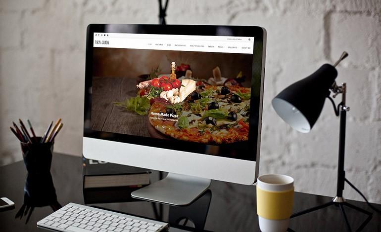 Narya WordPress Food Blog Theme