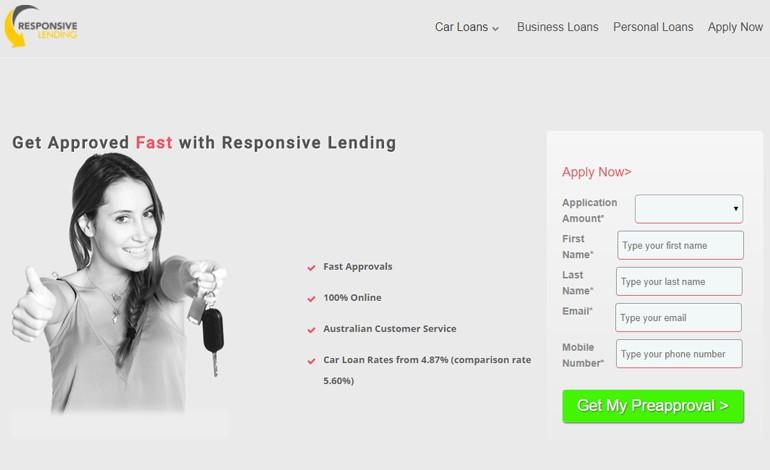 Responsive Lending