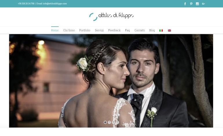Attilio Di Filippo Fotografo Matrimonio a Roma