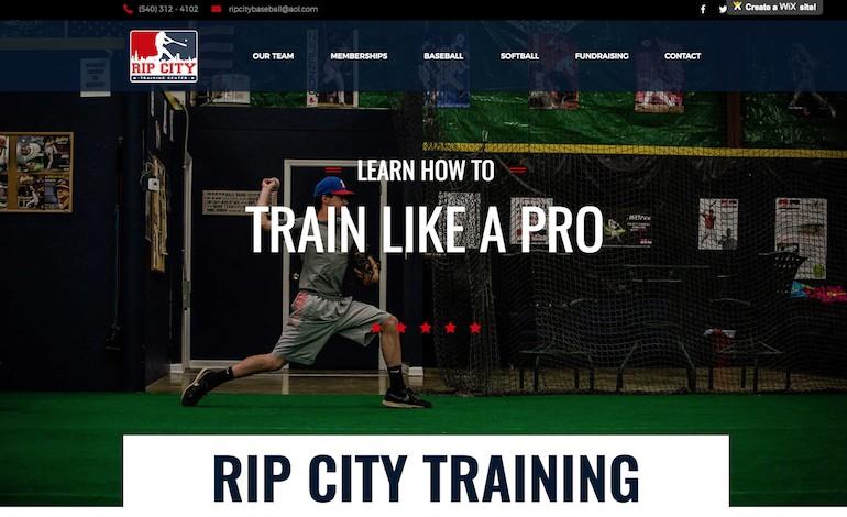 RIP City Baseball Training