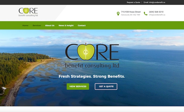 Core Benefit Consulting Ltd
