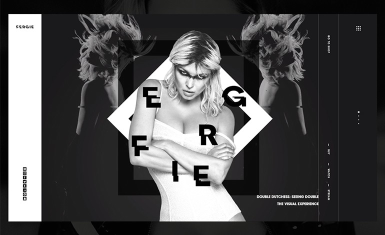 Fergie official website