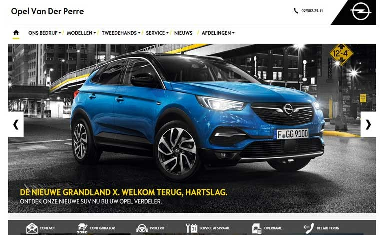 Opel Van Der Perre
