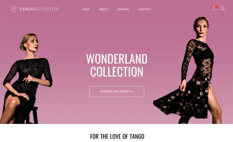 Tango With Love- CSSLight