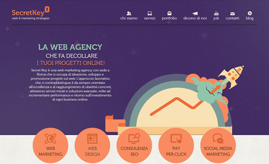 Secret Key Web Agency
