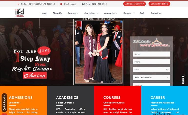 Indian Institute of Fashion & Design