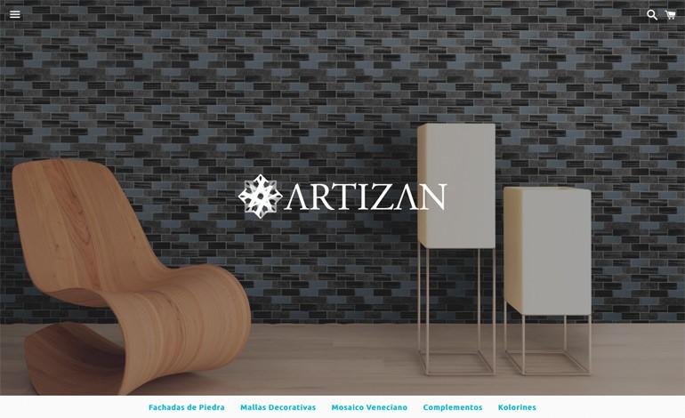 Artizan mosaic