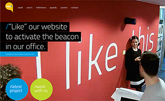 Online beacon digital agency