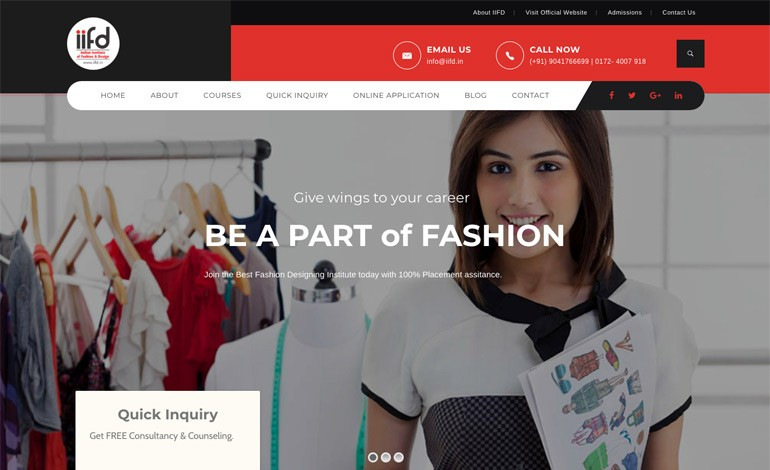 Indian Fashion Institute