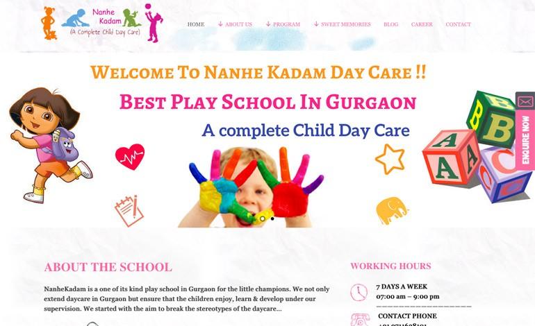 Nanhe Kadam Day Care