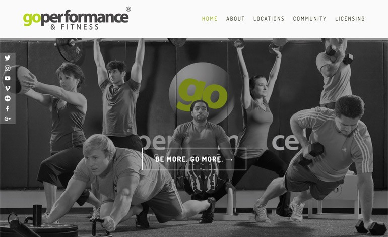 GoPerformance and Fitness