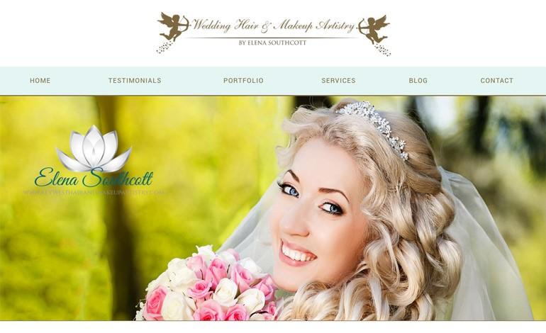 Wedding Hair and Makeup Artistry