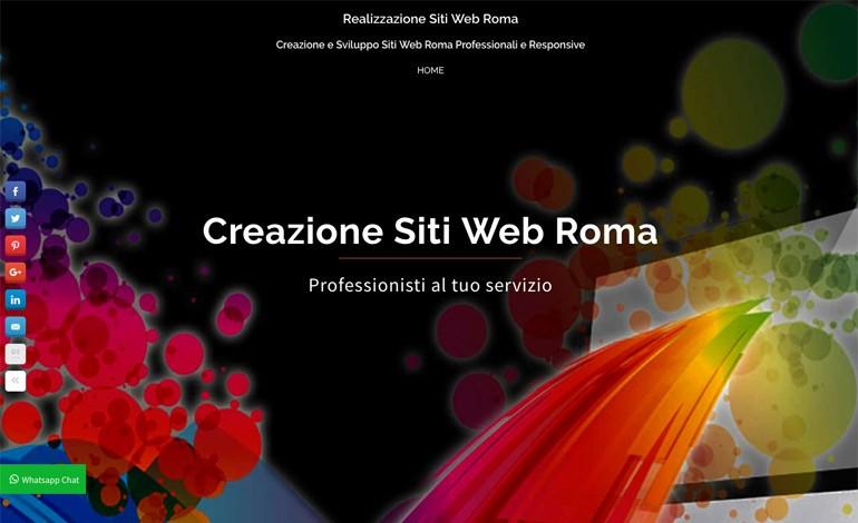 Romaweblab Creazione siti internet