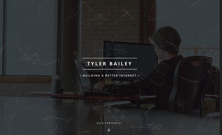 Tyler Bailey Personal Portfolio