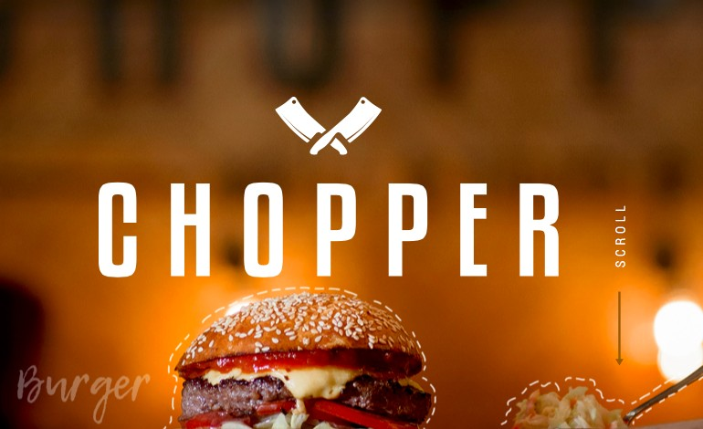Chopper Grill and Burger