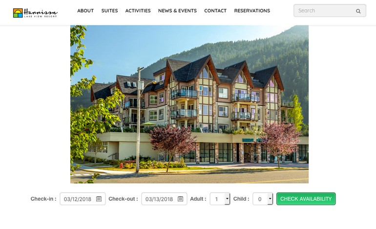 Harrison Lake View Resort