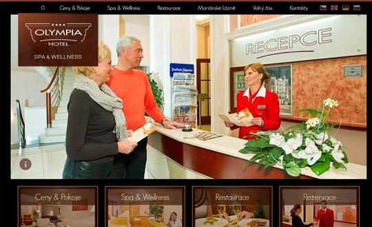Wellness Hotel Olympia Marianske Lazne