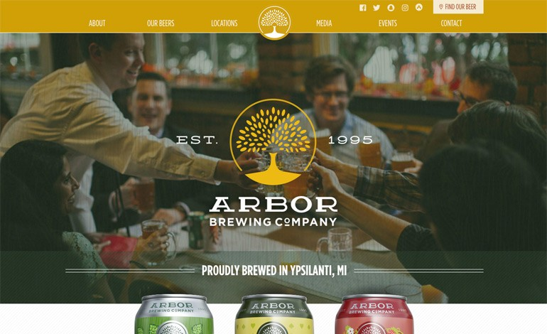 Arbor Brewing Co