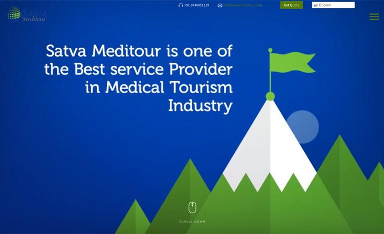 SATVA Meditour