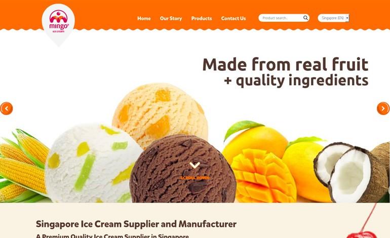 Mingo Ice Cream