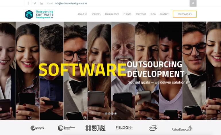 Software Development Company i Dubai