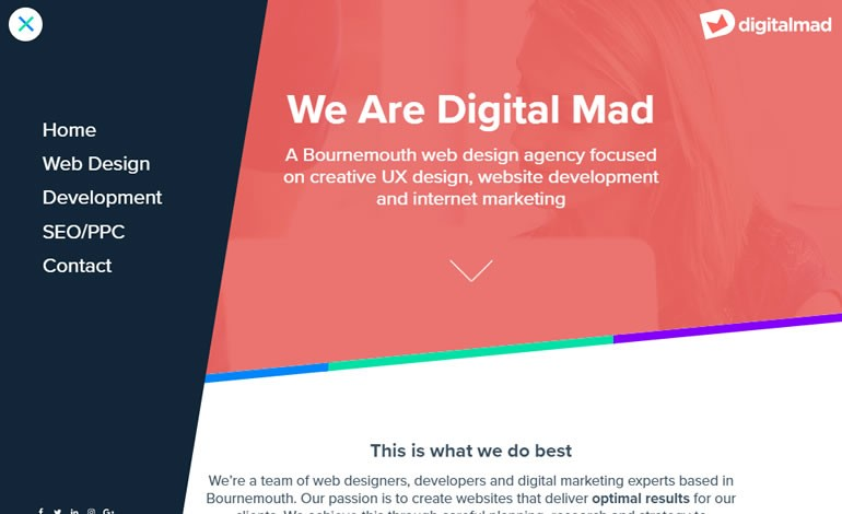 Digital Mad Bournemouth Web Design Agency