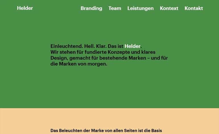 Helder Corporate Identities