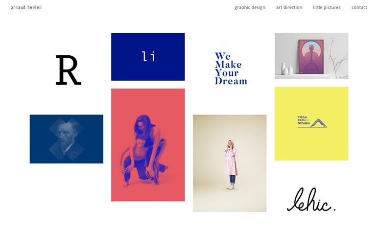Arnaud Beelen graphiste graphic designer