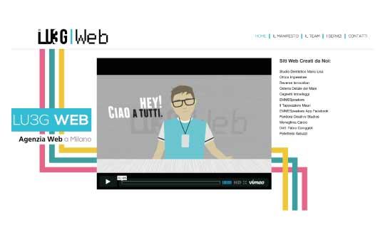 LU3G WEB Agenzia Web Milano