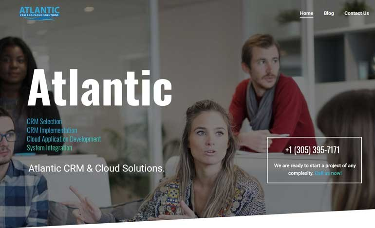 Atlantic CRM and Cloud Solutions