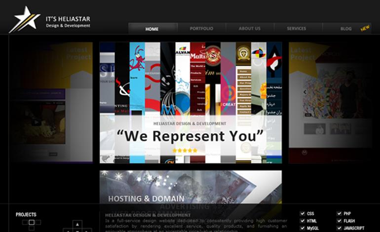 Heliastar Design & Development