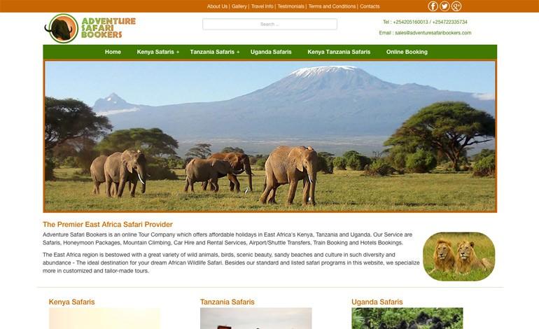 Adventure Safari Bookers