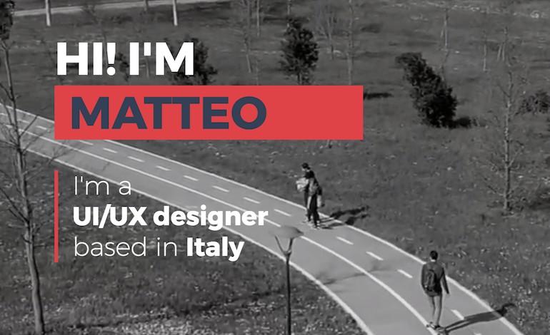 MB UX Designer and Frontend Dev