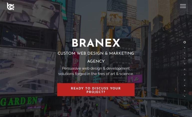 Branex Web Design Agency