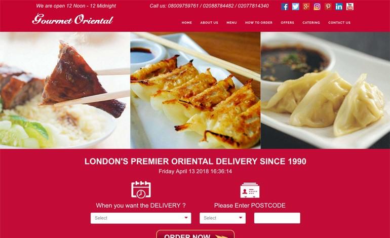 Gourmet Oriental London