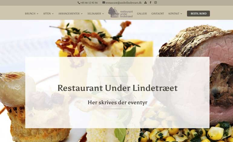 Restaurant Under Lindetraet