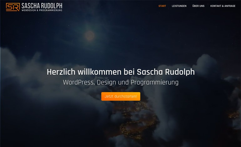 Sascha Rudolph Webdesign and Programming