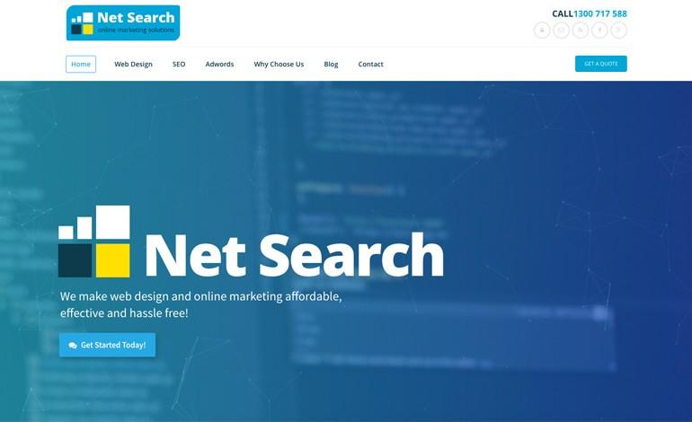 NetSearch Web Design