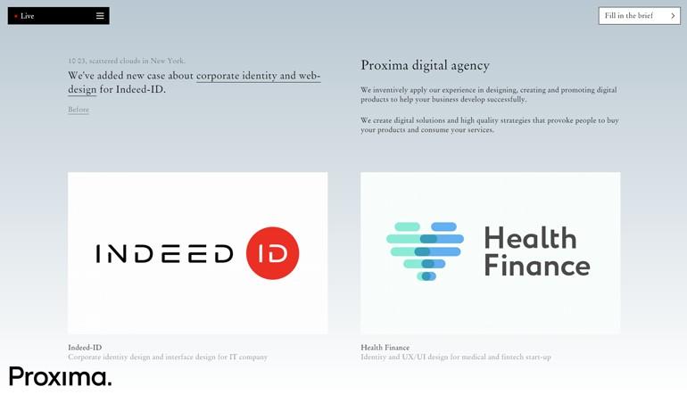 Proxima digital agency