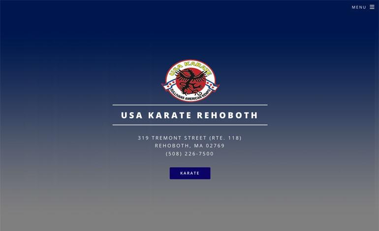USA Karate Reboboth