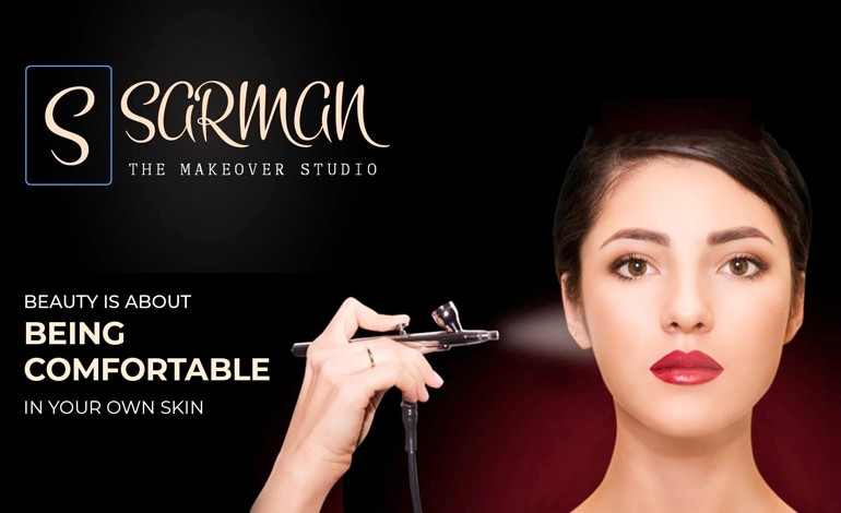 Sarman The MakeOver Studio