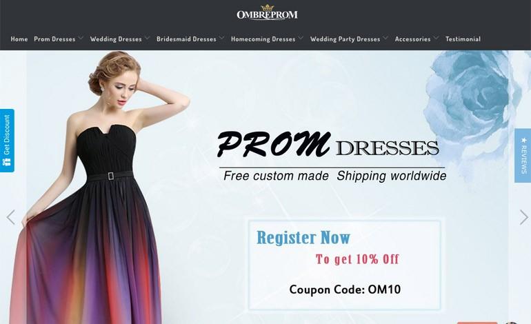 Ombre Prom Com
