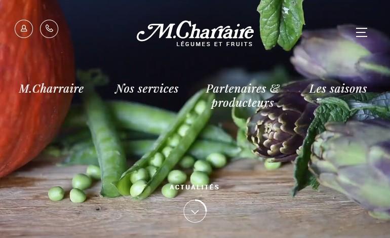 M Charraire